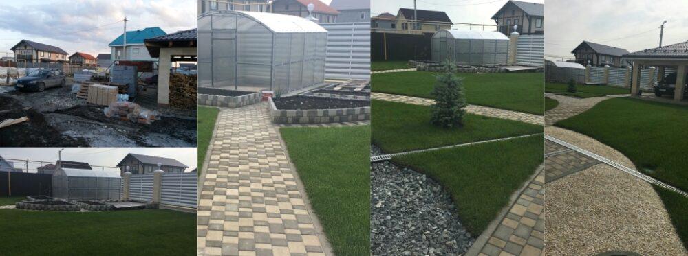 Ландшафтный дизайн Екатеринбург