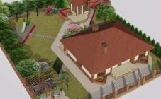 Ландшафтный дизайн наши проекты