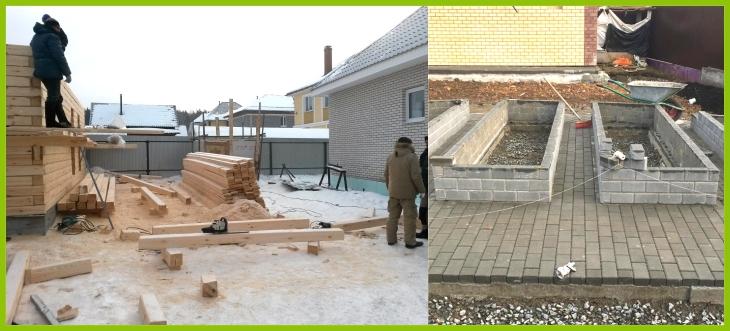 Ландшафтное строительство